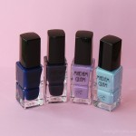 Madam Glam nail polishes