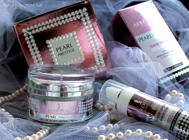 Kozmetika Afrodita Pearl Prestige