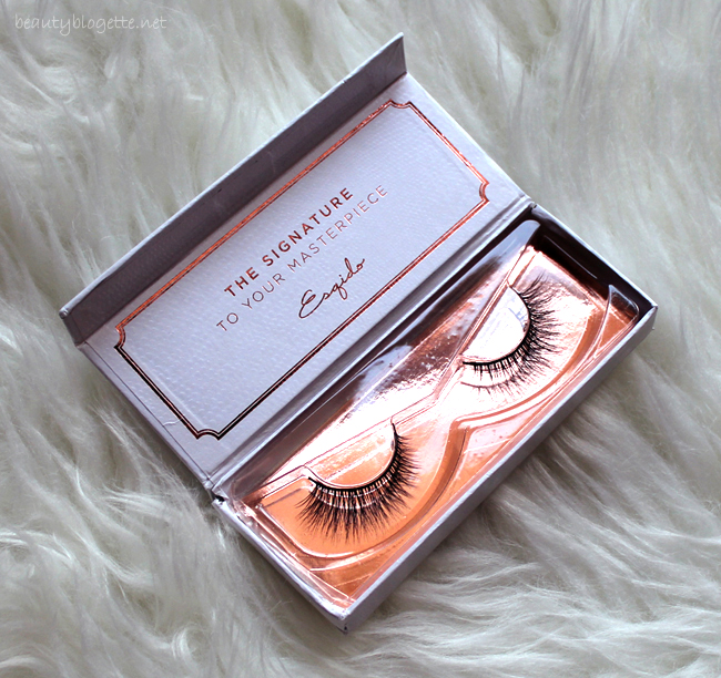 Esqido Unforgettable mink lashes