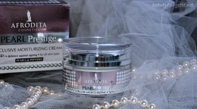 Kozmetika Afrodita Ekskluzivna hidratantna krema