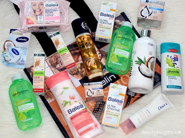 dm proizvodi za njegu lica, kose i tijela