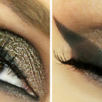 EOTD: Urban Decay Moondust Diamond Dog & Zodiac sjenila