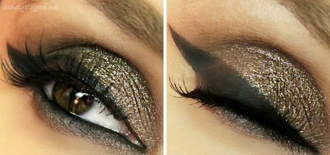 EOTD: Urban Decay Moondust Diamond Dog sjenilo
