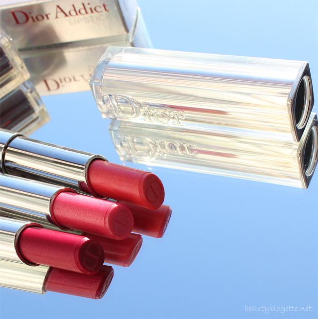 Dior Addict ruževi Be Dior, Wonderful & Tribale