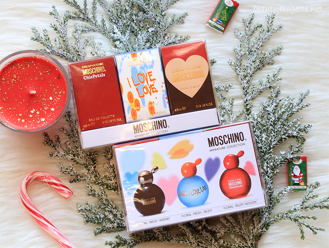 Moschino Cheap And Chic mini mirisne kolekcije