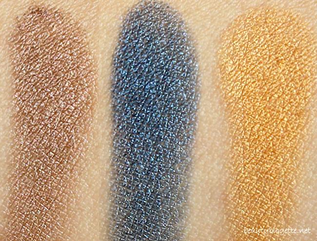 Morphe Brushes sjenila: New Moon, Sapphire & Starlight
