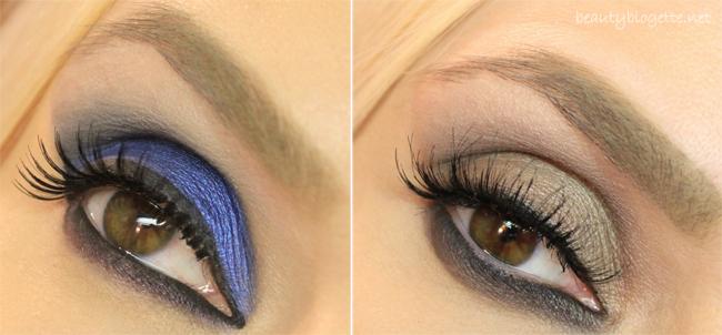 Morphe Brushes sjenila: New Moon & Sapphire