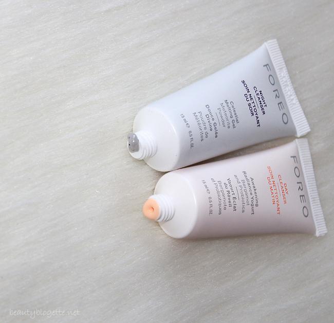 FOREO proizvodi za čišćenje lica za dan i noć