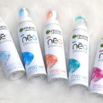 L'Oréal Paris Elseve Nutri-gloss Luminizer, Garnier Neo Dry Mist antiperspirant & Maybelline Baby Lips Dr. Rescue