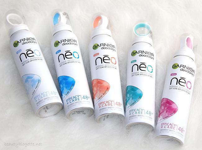 Garnier Neo Dry Mist antiperspirant u spreju