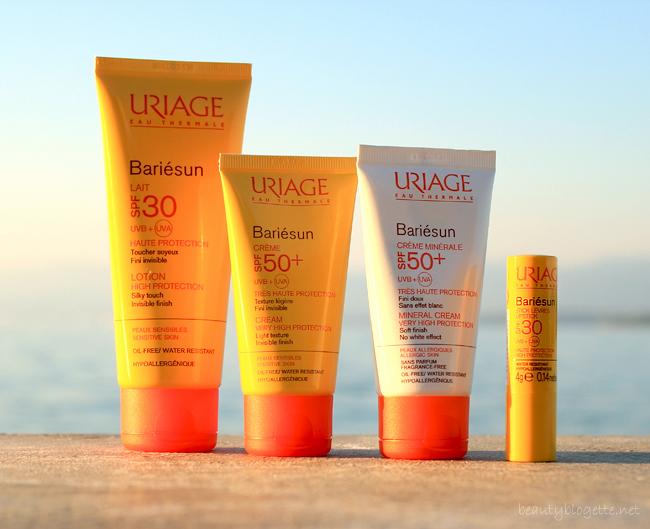 Zaštita od štetnog sunčevog zračenja #ljeto2016 - Uriage Bariésun