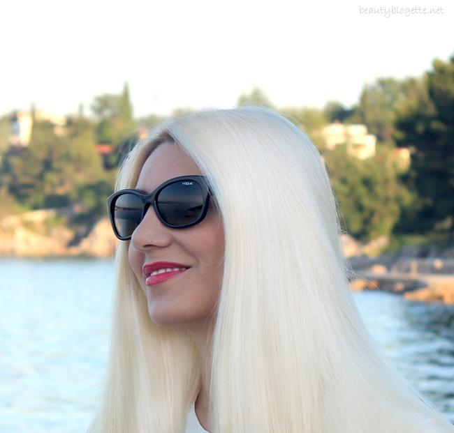 Zaštita od štetnog sunčevog zračenja #ljeto2016 - Vogue Embrace naočale