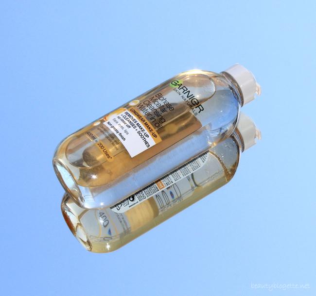 Garnier Dvofazna micelarna vodica s uljem