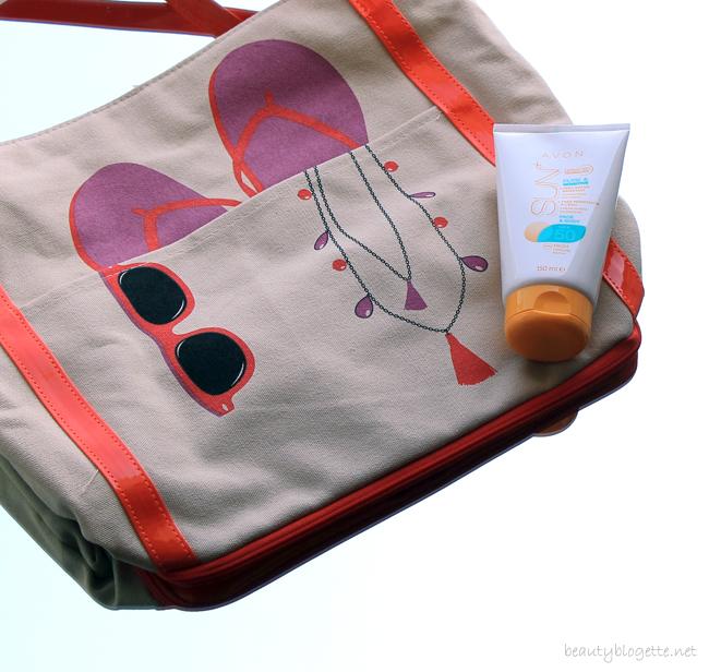 AVON Sun Pure & Sensitive Vodootporni losion za sunčanje za lice i tijelo SPF 50