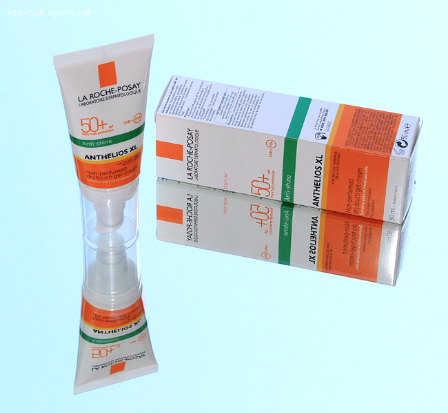 "La Roche-Posay ANTHELIOS XL ""dry touch"" gel-krema za lice SPF 50+"