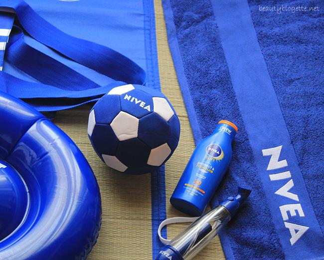 NIVEA SUN Protect & Moisture hidratantni losion za sunčanje SPF 30