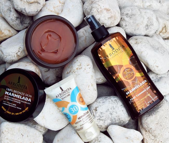 Kozmetika Afrodita summer paket #ljeto2016