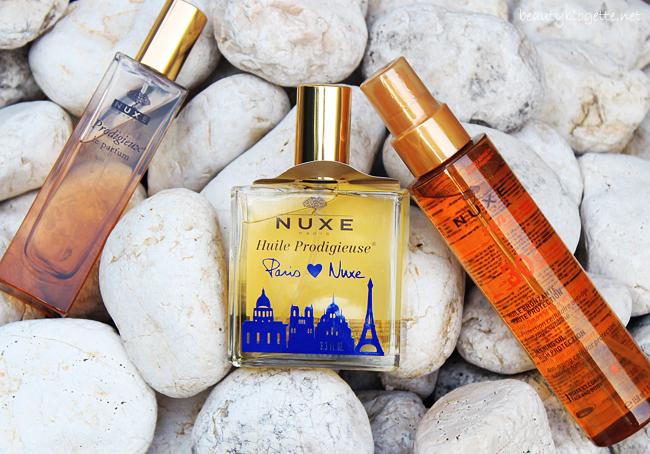 NUXE: Iz Pariza s ljubavlju #ljeto2016