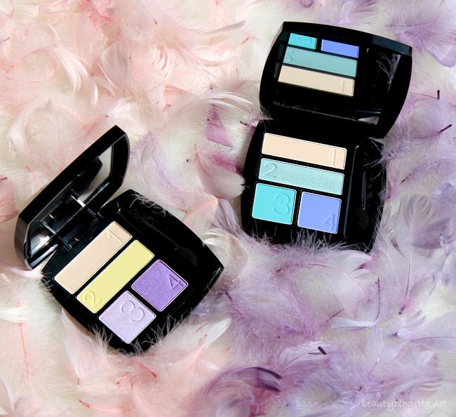 Avon True Colour Quad sjenila za oči Day Glow i Luminosity