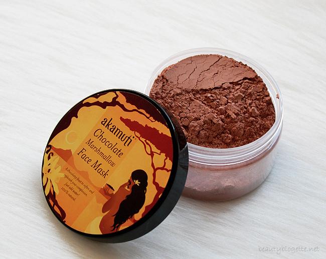 Ecco Verde - Akamuti Chocolate Marshmallow maska za lice