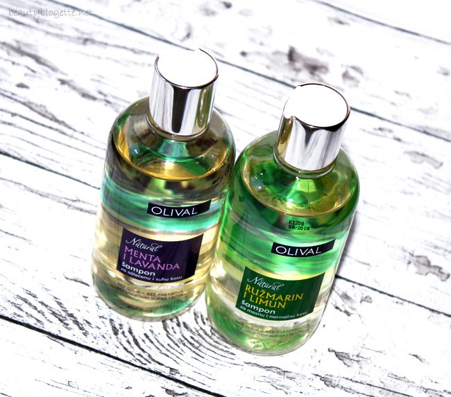 Olival Natural šamponi