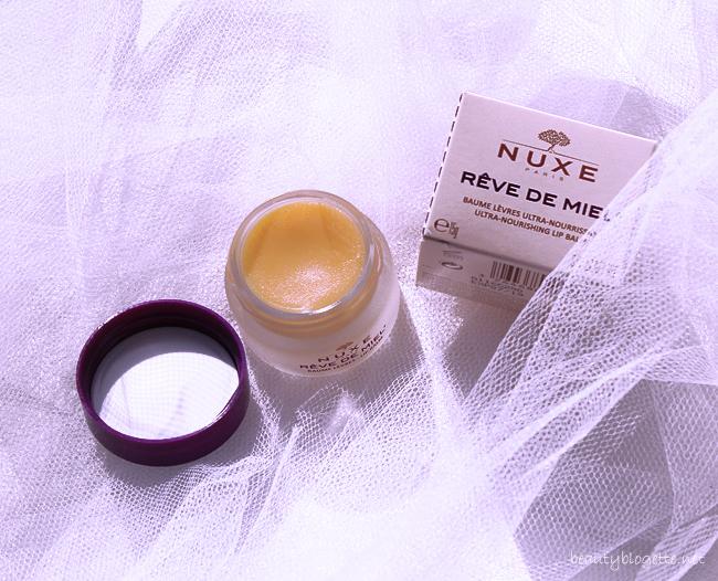 Najmedenija kolekcija ove jeseni - NUXE Rêve de Miel Ultra-hranjivi balzam za usne