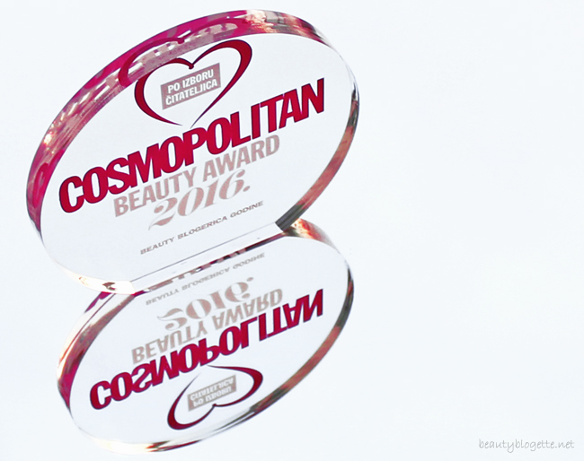 Cosmopolitan Beauty Awards 2016