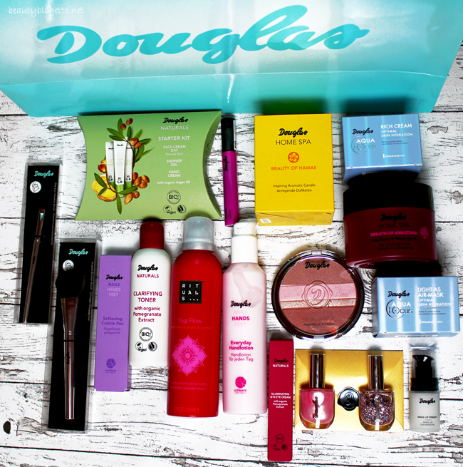 Douglas Beauty Blog Day