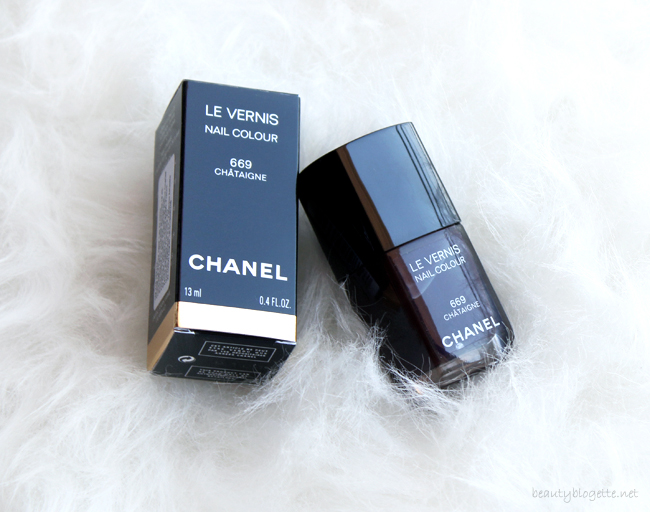 Chanel 669 Châtaigne
