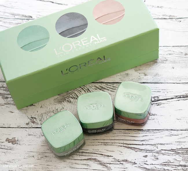 L'Oréal Paris Pure Clay maske za lice