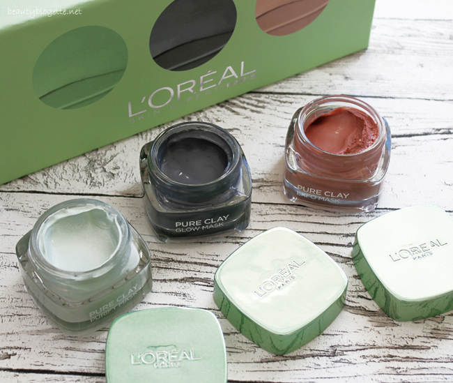 L'Oréal Paris Pure Clay maske za lice