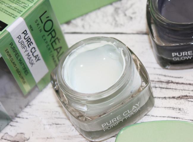 L'Oréal Paris Pure Clay Purify maska za lice