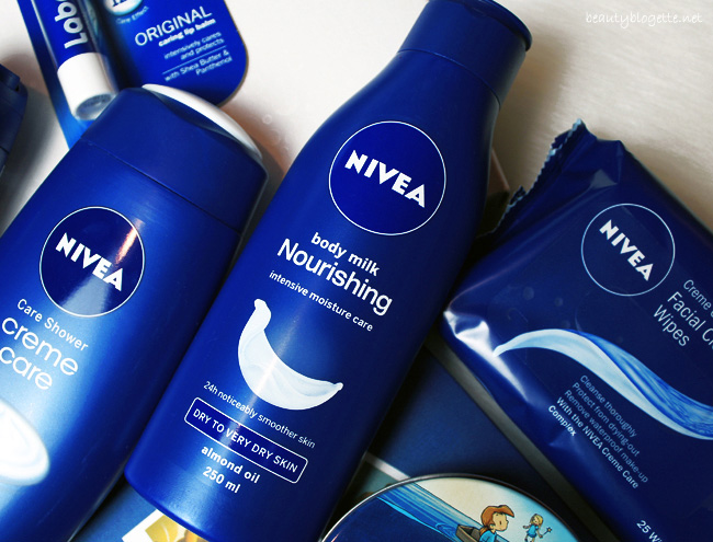 NIVEA Xmas '16 - Mlijeko za tijelo za suhu do vrlo suhu kožu