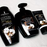 Kozmetika Afrodita Cotton & Silk kolekcija