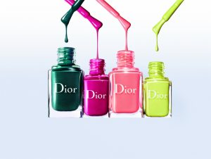 Dior Spring 2017 Colour Gradation
