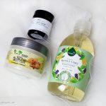 Ecco Verde: Evolve Radiant Glow maska, Biolù Sapun za ruke i lice & Biopark Maslac od badema