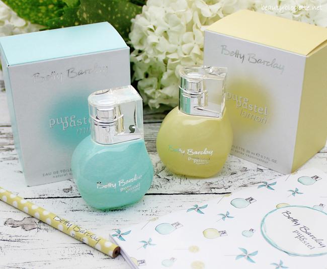 [Darivanje] Betty Barclay pure pastel mirisi