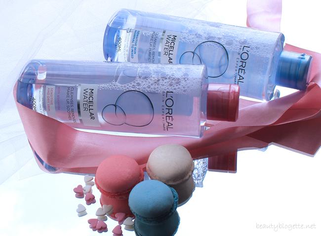 L'Oréal Paris Micelarna voda za osjetljivu kožu