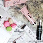 MÁDARA SOS Instant Moisture+Radiance Hydra Mask, Plum Plum Lip Perfection Balm & Fine Line Minimising Day Cream