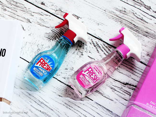 Moschino Fresh Couture & Pink Fresh Couture