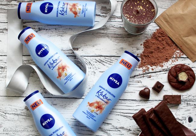 NIVEA uljni losion Cocoa&Macadamia Oil