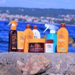 Kozmetika Afrodita Sun Care proizvodi