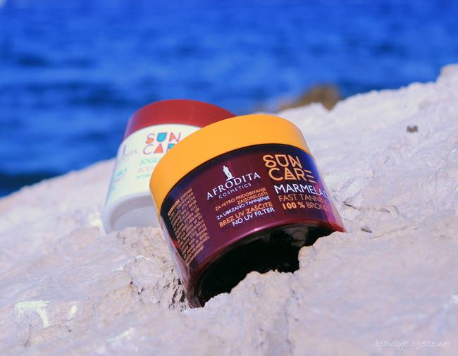 Kozmetika Afrodita Sun Care Marmelada Bronze