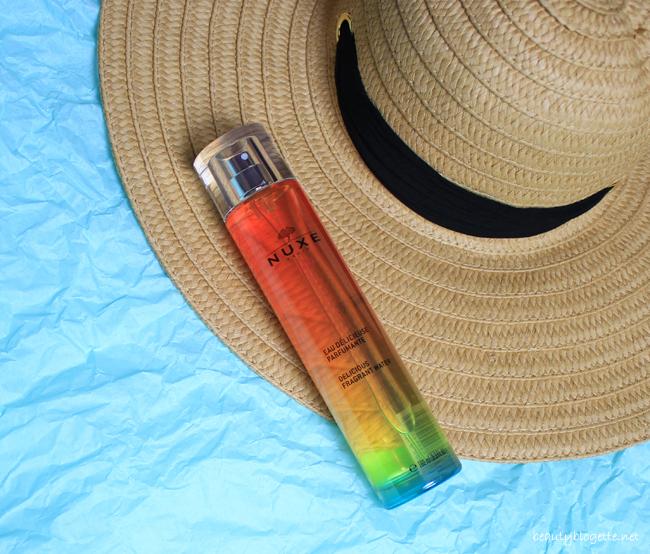 NUXE SUN Slasna mirisna vodica