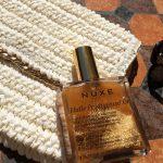 NUXE Sun Slasna mirisna vodica, Čudesno zlatno suho ulje & Bio Beauté svilenkasto ulje