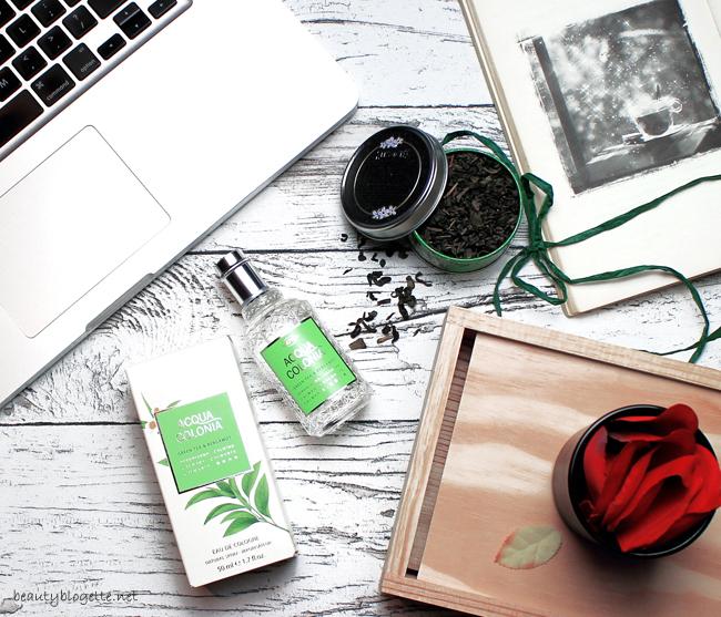 Acqua Colonia Green Tea & Bergamot