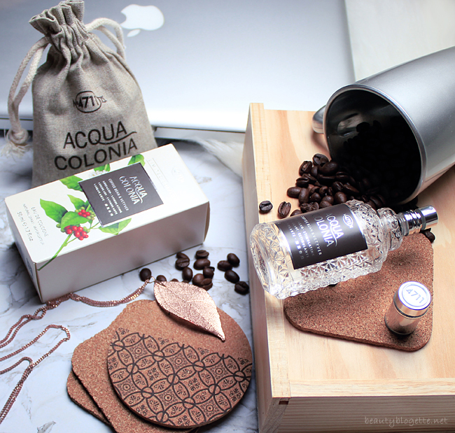 Acqua Colonia Coffee Bean & Vetyver