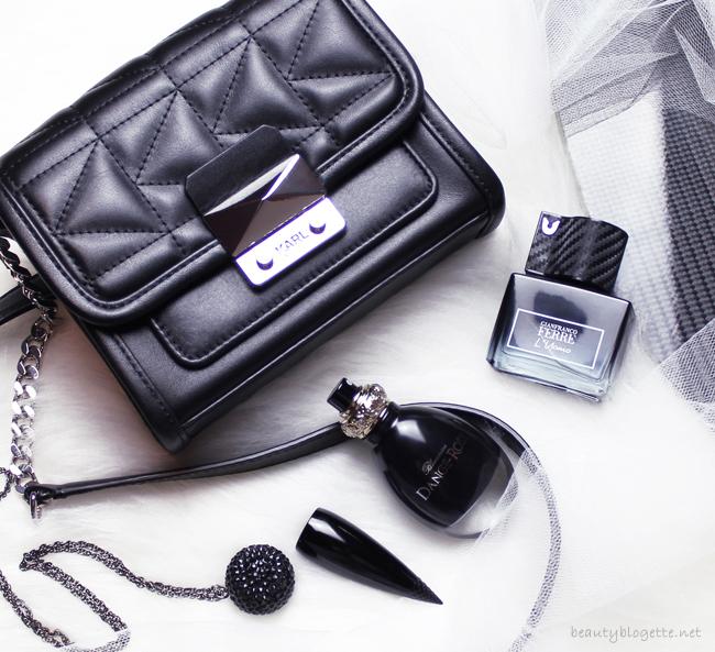 Blumarine Dange-Rose, Gianfranco Ferré L'Uomo & Karl Lagerfeld K/Kuilted Crossbody Bag