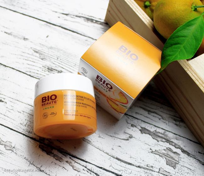 Bio Beauté® by NUXE Vitaminska DETOX maska
