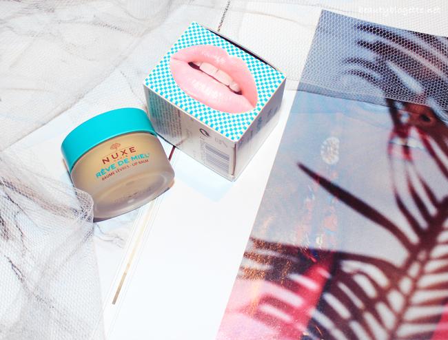 NUXE Rêve de Miel® Ultrahranjivi balzam za usne